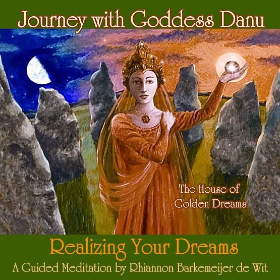 The Goddess Danu